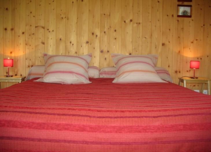 Chambre Sillon lit double