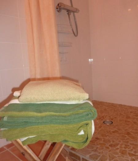 Douche chambre Bocage