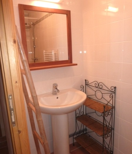 Salle de bain chambre Bocage
