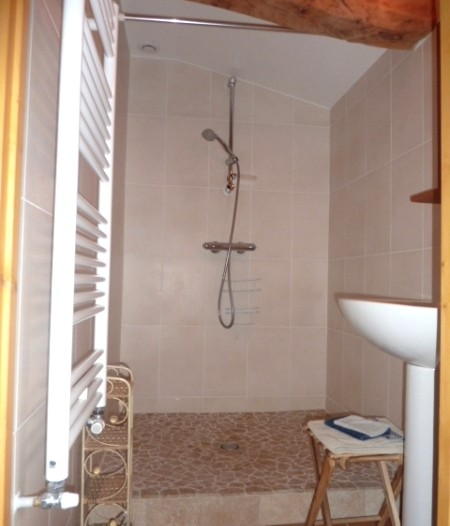 Salle de bains chambre Interieur